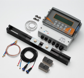 U3000-4000 Fixed clamp on ultrasonic flow meter