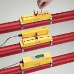 U1000 Fixed clamp on ultrasonic flow meter