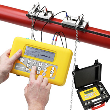 Clamp On Flow Meters from Micronics